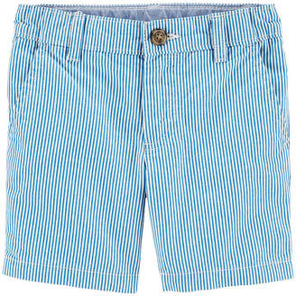 Carter's Boys Mid Rise Chino Short Toddler