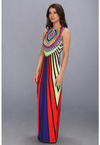 Mara Hoffman Fitted Maxi Dress