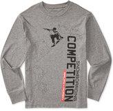 Ralph Lauren Graphic-Print Long-Sleeve T-Shirt, Big Boys (8-20)