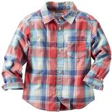 Carter's Baby Boy Button-Down Shirt