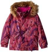Burton Girls Twist Bomber Jacket Girl's Jacket