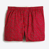 J.Crew Factory Factory Christmas tree boxers