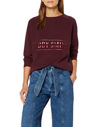 Teddy Smith Women's S-swencho Sweatshirt,(Size: 3/L)