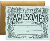 Rifle Paper Co. Awesome Greeting Card