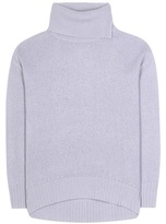 81 Hours 81hours Conda wool and cashmere turtleneck sweater