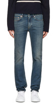 Acne Studios Blue Ace Jeans