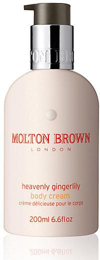Molton Brown Heavenly Gingerlily Body Cream/6.6 oz.