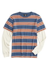 Volcom Pacific Layered Look T-Shirt (Toddler Boys & Little Boys)