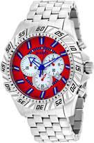 Roberto Bianci Mens Silver Tone Bracelet Watch-Rb70602