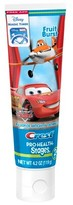 Oral-B Crest Pro-Health Stages Kids Toothpaste featuring Disney Pixar Cars and Planes with Disney MagicTimer App by 4.2 Oz