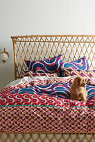 Anthropologie Papunya Duvet Cover