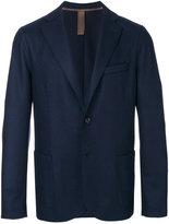 Eleventy two button blazer - men - Polyamide/Polyester/Acetate/Wool - 44