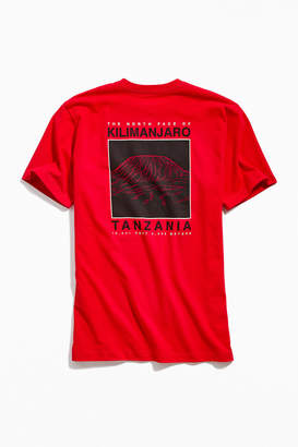 The North Face UO Exclusive Highest Peaks Tee
