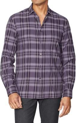 John Varvatos Ashten Star Port Small Wire Collared Shirt