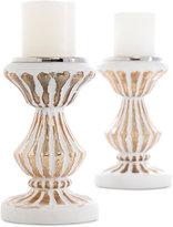 Shiraleah Carl Small Pillar Candle Holder