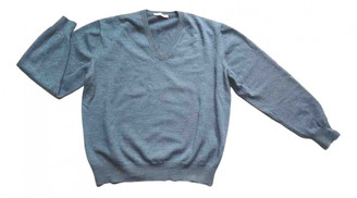 Ermenegildo Zegna Anthracite Wool Knitwear & Sweatshirts