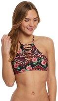 Gossip Wild Flower Halter Bikini Top 8155542