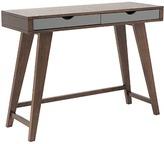 Apt2B York Console Table WALNUT