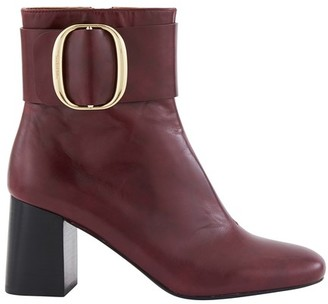 See by Chloe Hopper ankle boots
