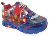 Marvel Avengers Toddler Boy's Light Up Sneakers - Blue