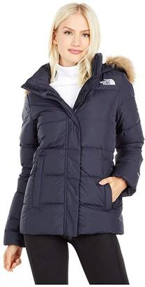 The North Face Gotham Jacket (Aviator Navy) Women's Coat
