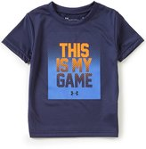 Under Armour Baby Boys 12-24 Months This Is My Game Short-Sleeve Tee