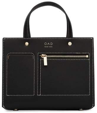 Oad Mini Pocket Leather Satchel