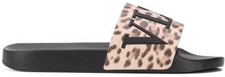 Valentino VLTN LEO slide sandal
