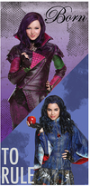 Disney Descendants 'Born to Rule' Beach Towel
