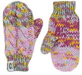 Animal Mittens Fionnah Mittens - Dusty Violet Purple