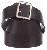 Ann Demeulemeester Leather Wrap Belt