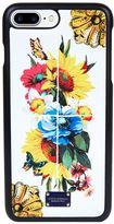 Dolce & Gabbana Printed Dauphine iPhone 7 Plus Case
