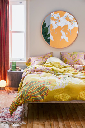 Urban Outfitters Lily Floral Duvet Cover