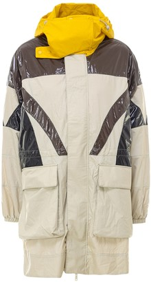 Li-Ning Colour-Block Hooded Jacket