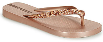 Ipanema GLAM SPECIAL women's Flip flops / Sandals (Shoes) in Pink