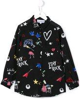 Simonetta printed shirt