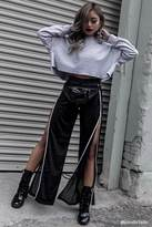 Forever 21 Sheer Jersey Mesh Pants
