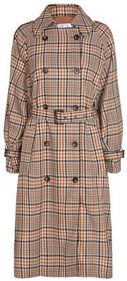 Co'couture - Cognac Trench Coat - Medium