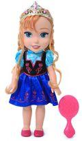"""Disney Frozen Anna 13"""" Toddler Doll"""