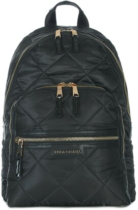 Elwood Tiba + Marl changing backpack