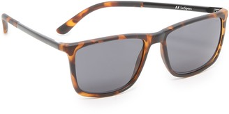 Le Specs Tweedledum Sunglasses