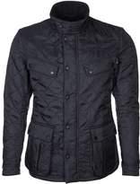 Barbour InternationalTM ARIEL POLARQUILT Winter jacket navy