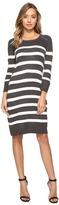 Christin Michaels Monroe Stripe Dress