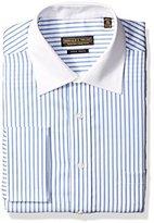 Donald Trump Mens Non Iron Twill Stripe Shirt