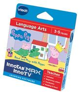 Vtech Read And Play With Peppa Pig InnoTab Software