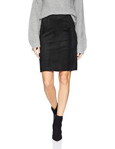 35c38542e Faux Suede Skirt - ShopStyle