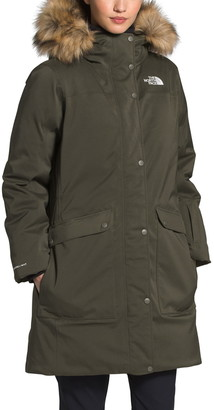 The North Face Defdown Futurelight(TM) 550-Fill-Power Down Waterproof Jacket
