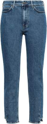 MiH Jeans Cropped Mid-rise Skinny Jeans