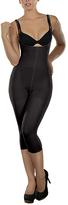 Cocoon Black Thermal Braless Bodysuit
