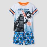 Lego Boys' Star Wars Pajama Set - Blue